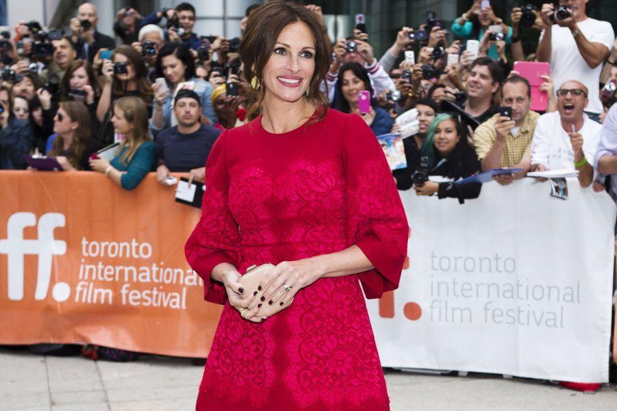 En Dolce&Gabbana en septembre 2013