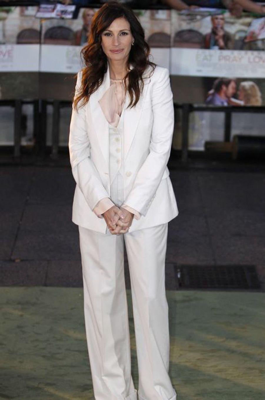 En Stella McCartney en septembre 2010