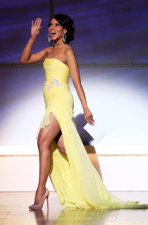 Les plus beaux looks de Kerry Washington