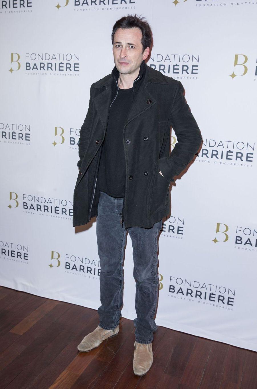 Michael Cohen à Paris le 14 mars 2016