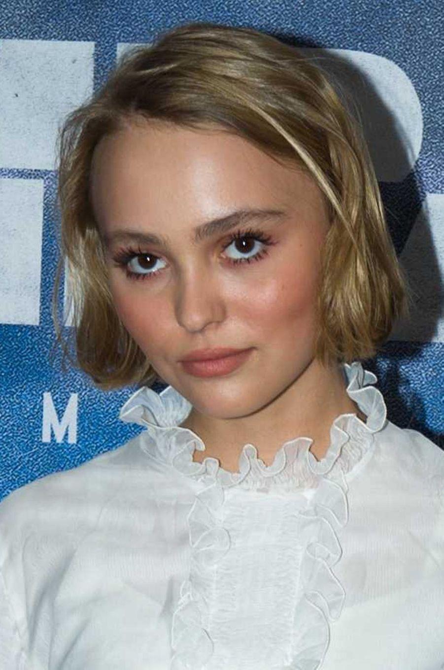Lily-Rose Depp prête à enflammer la Croisette