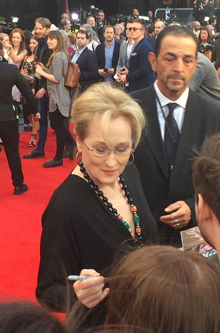 Meryl Streep, une icône accessible