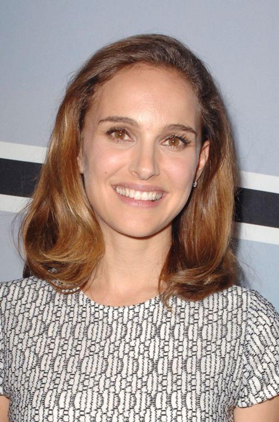 Natalie Portman à Los Angeles le 25 octobre 2014