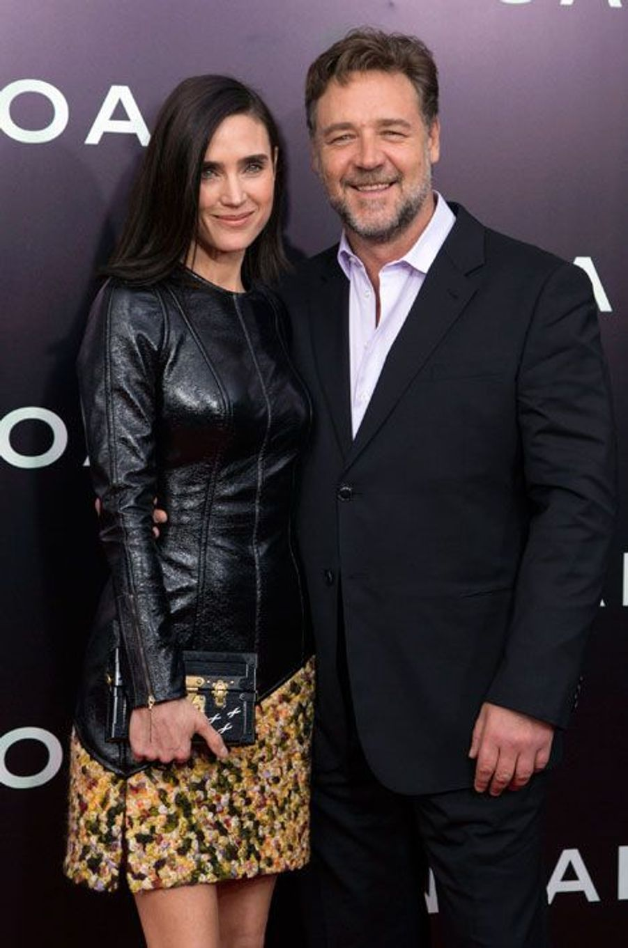 Jennifer Connelly et Russell Crowe
