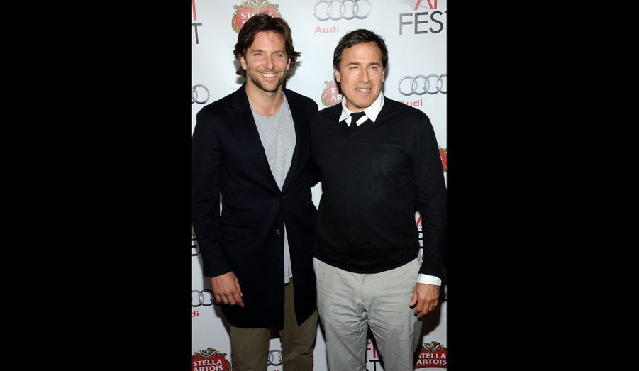 Bradley Cooper et David O'Russell