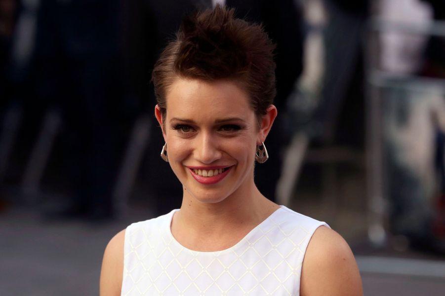 L'actrice Daniella Kertesz