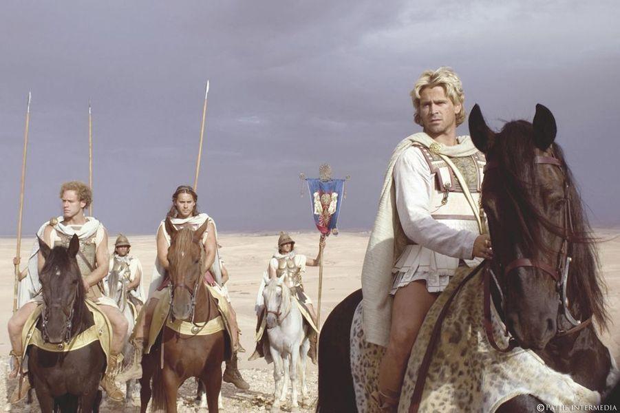 "Colin Farrell dans ""Alexandre"" d'Oliver Stone (2004)"