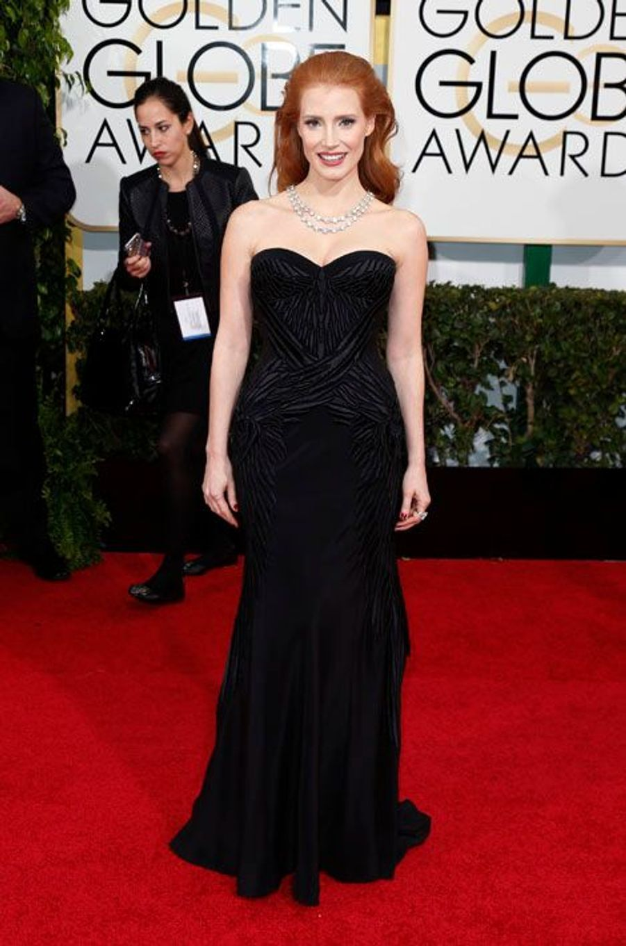 Jessica Chastain, en Givenchy