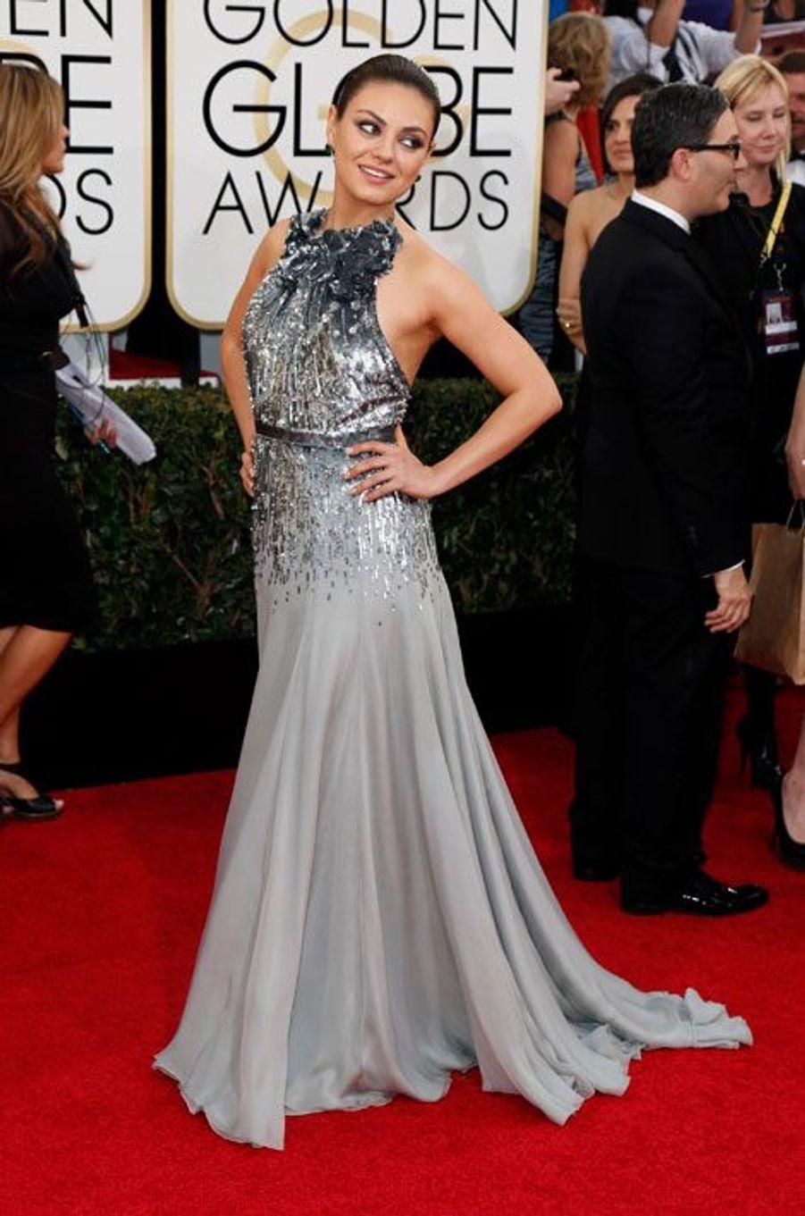 Mila Kunis, en Gucci