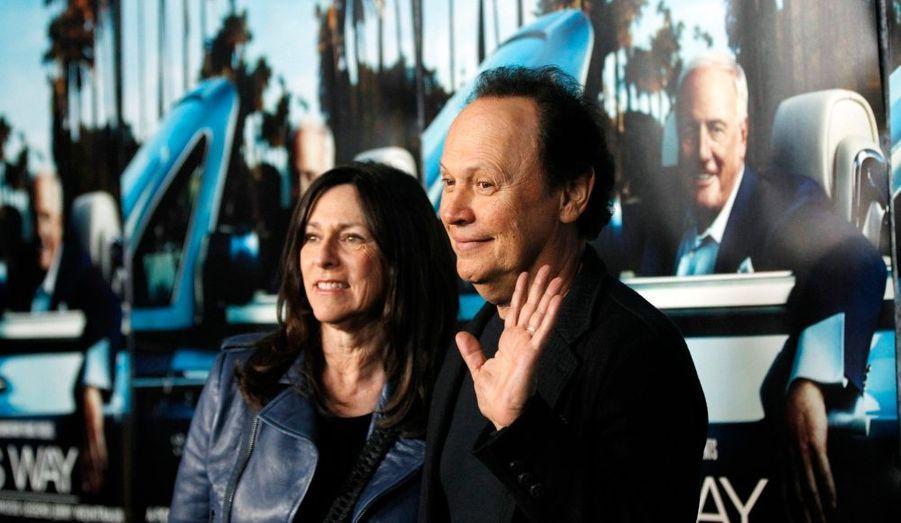 Billy Crystal et sa femme Janice