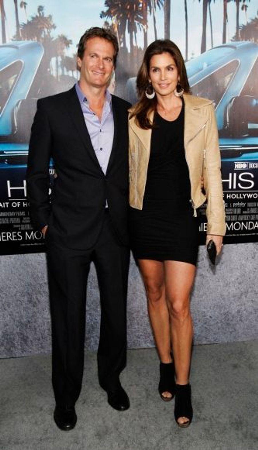 Cindy Crawford et son mari Rande Gerber
