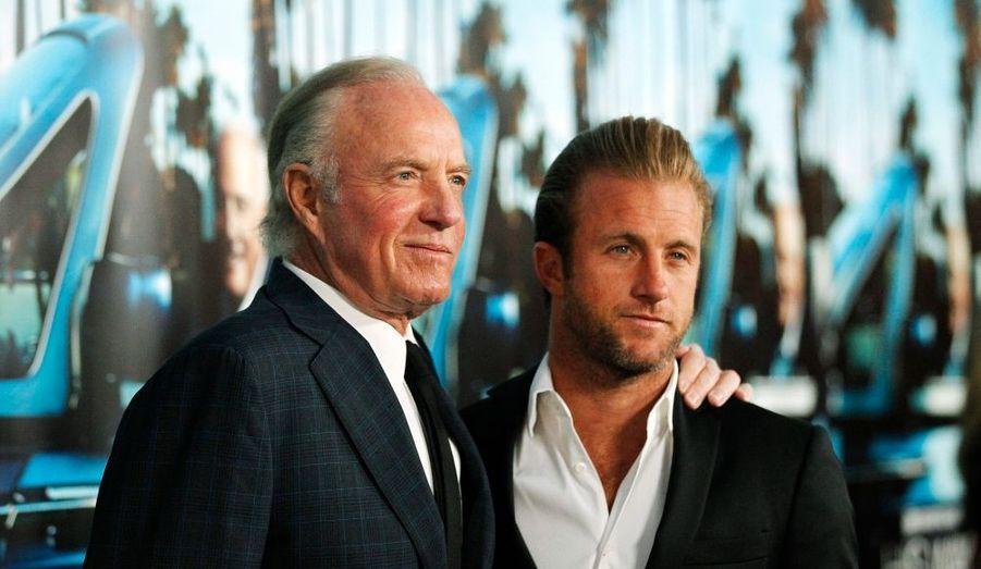 James Caan et son fils Scott Caan