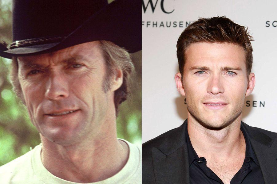 Clint Eastwood et son fils