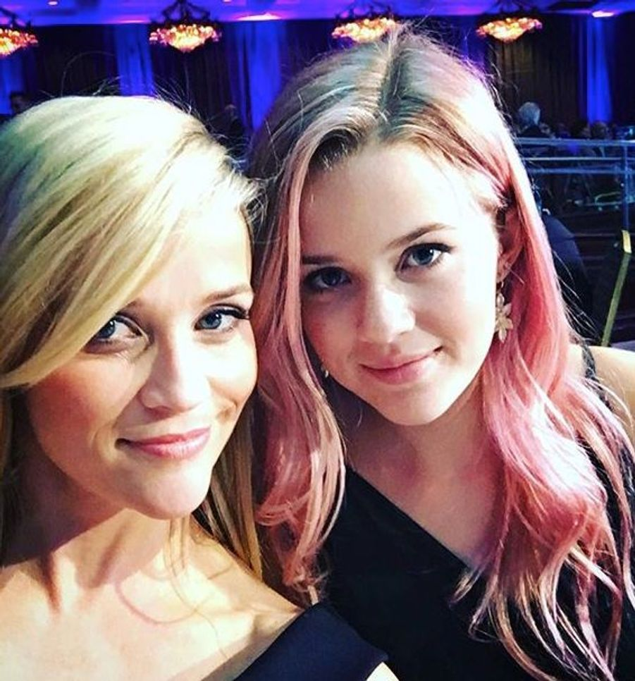 Reese Witherspoon et sa fille