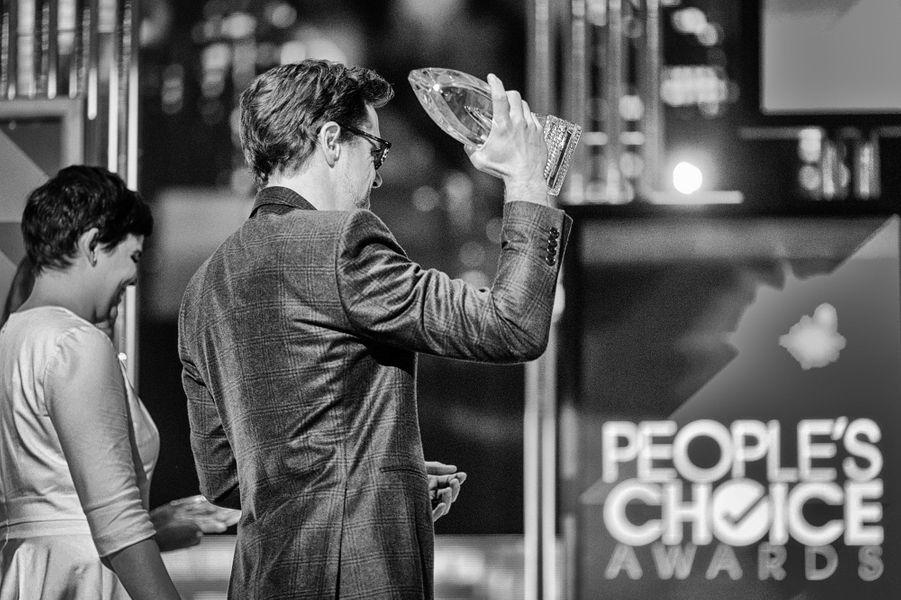 Aux derniers People's choice awards de janvier 2015