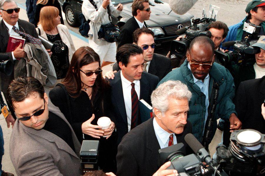 Condamné à 180 jours de prison après sa sortie du tribunal de Malibu en 1997