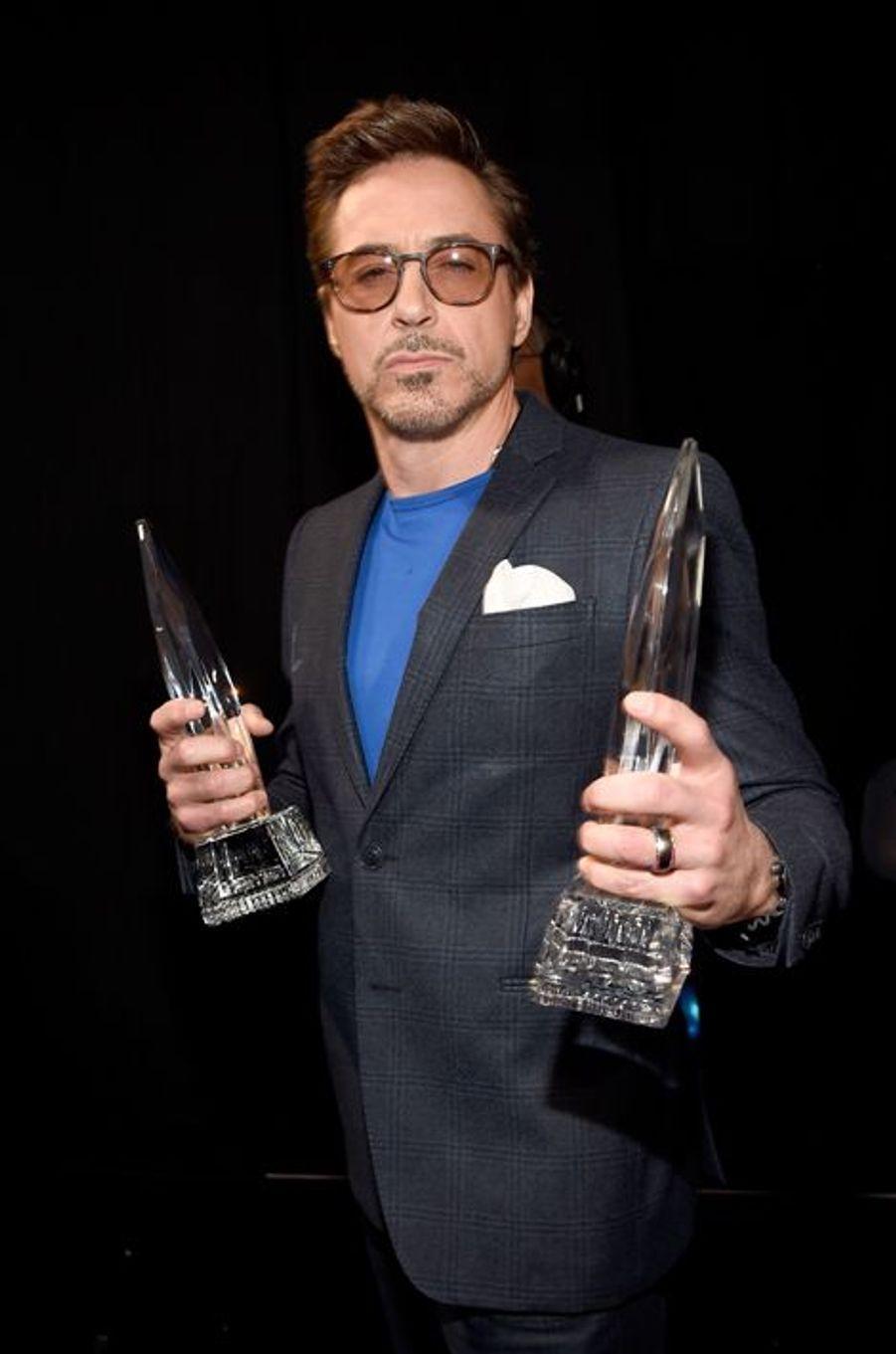 Primé aux People's Choice Awards de janvier 2015