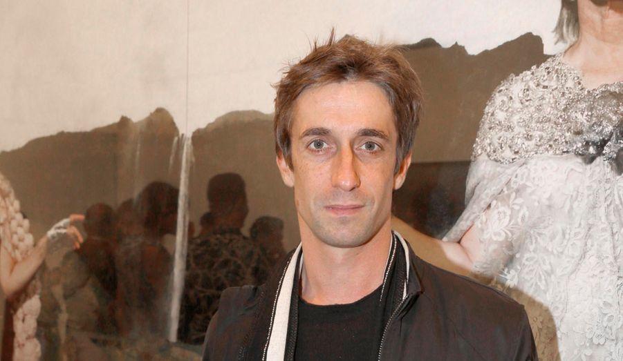 Benjamin Pech, danseur étoile à l'Opéra de Paris.