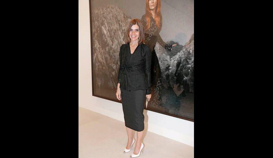 Jeanne d'Arc de la mode, Carine Roitfeld a lancé son magazine « CR ».