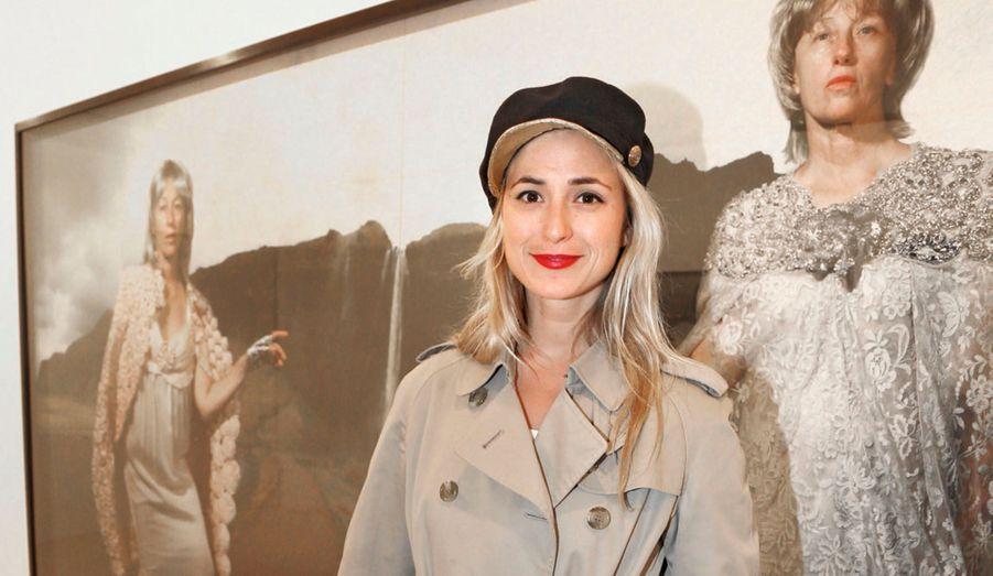 Elisabeth von Thurn und Taxis est journaliste à « Vogue » américain.