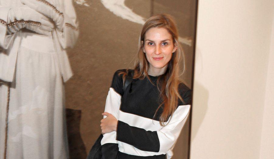 Gaia Repossi crée des bijoux pour la marque familiale.