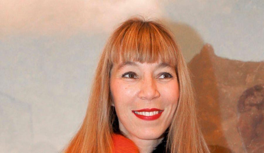 Victoire de Castellane, admirative du parcours de Cindy Sherman.