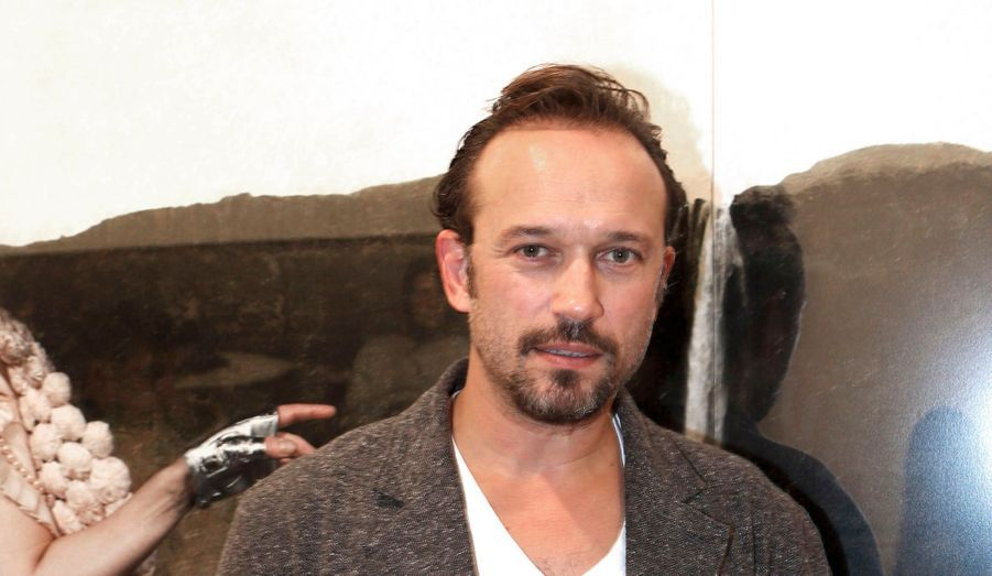 Vincent Perez exposera ses photos en 2013 à Moscou.