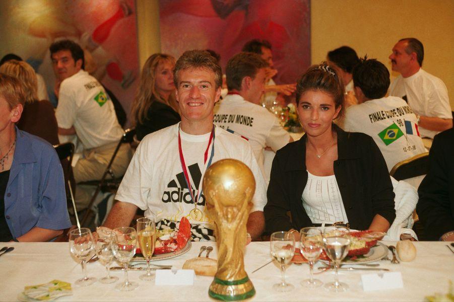 Didier et Claude Deschamps