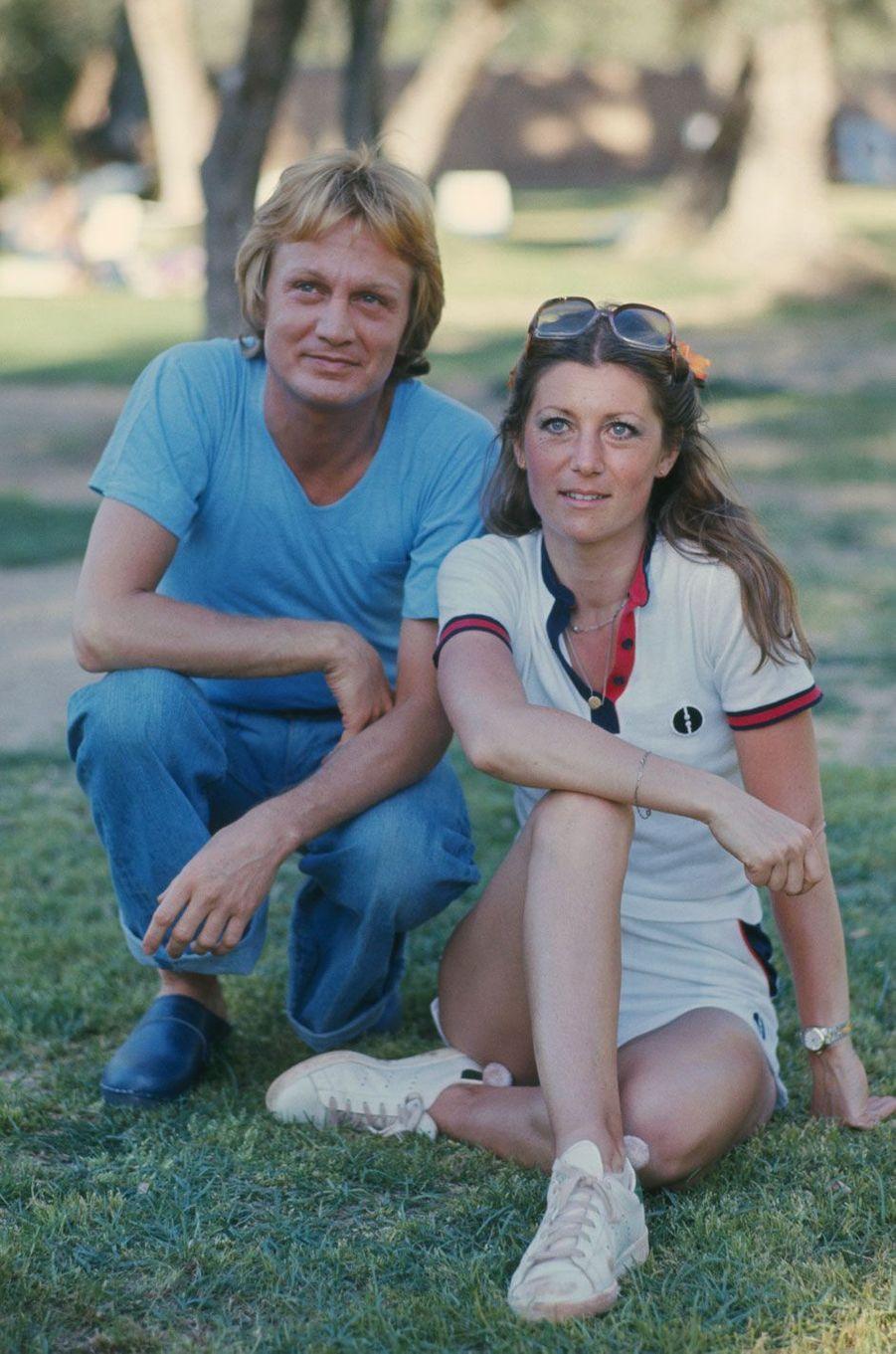 Claude François et Sheila
