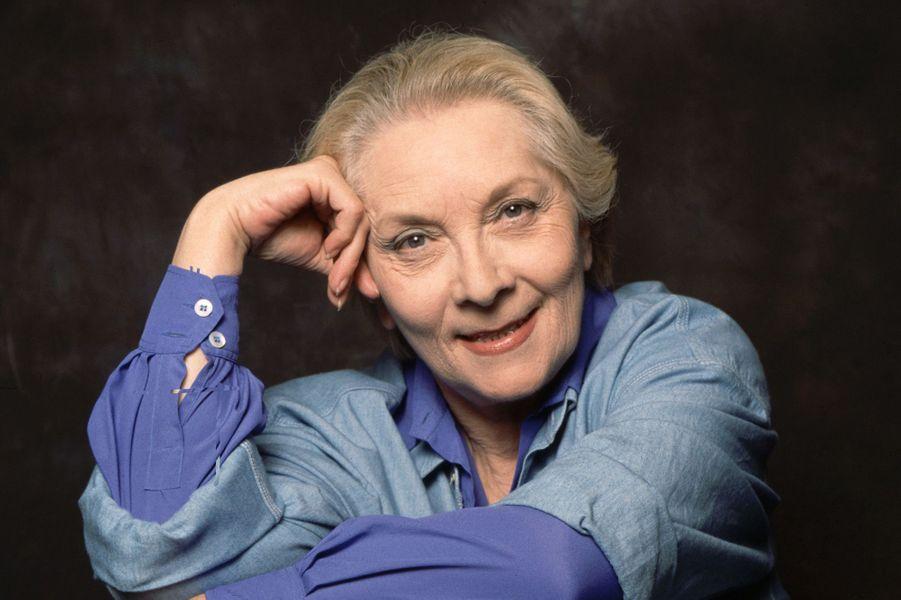 Au revoir madame Claude Gensac.