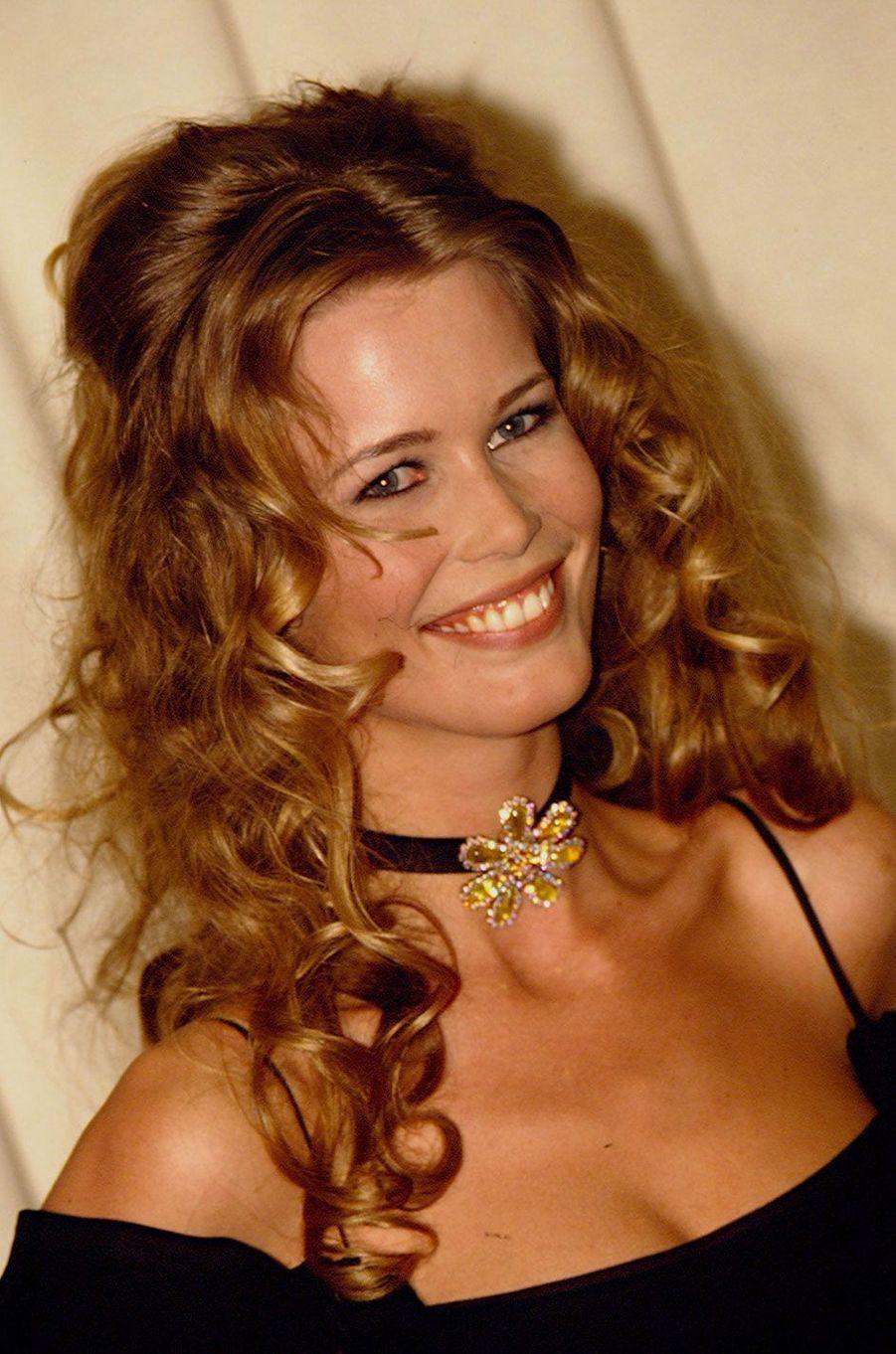 Claudia Schiffer en 1993
