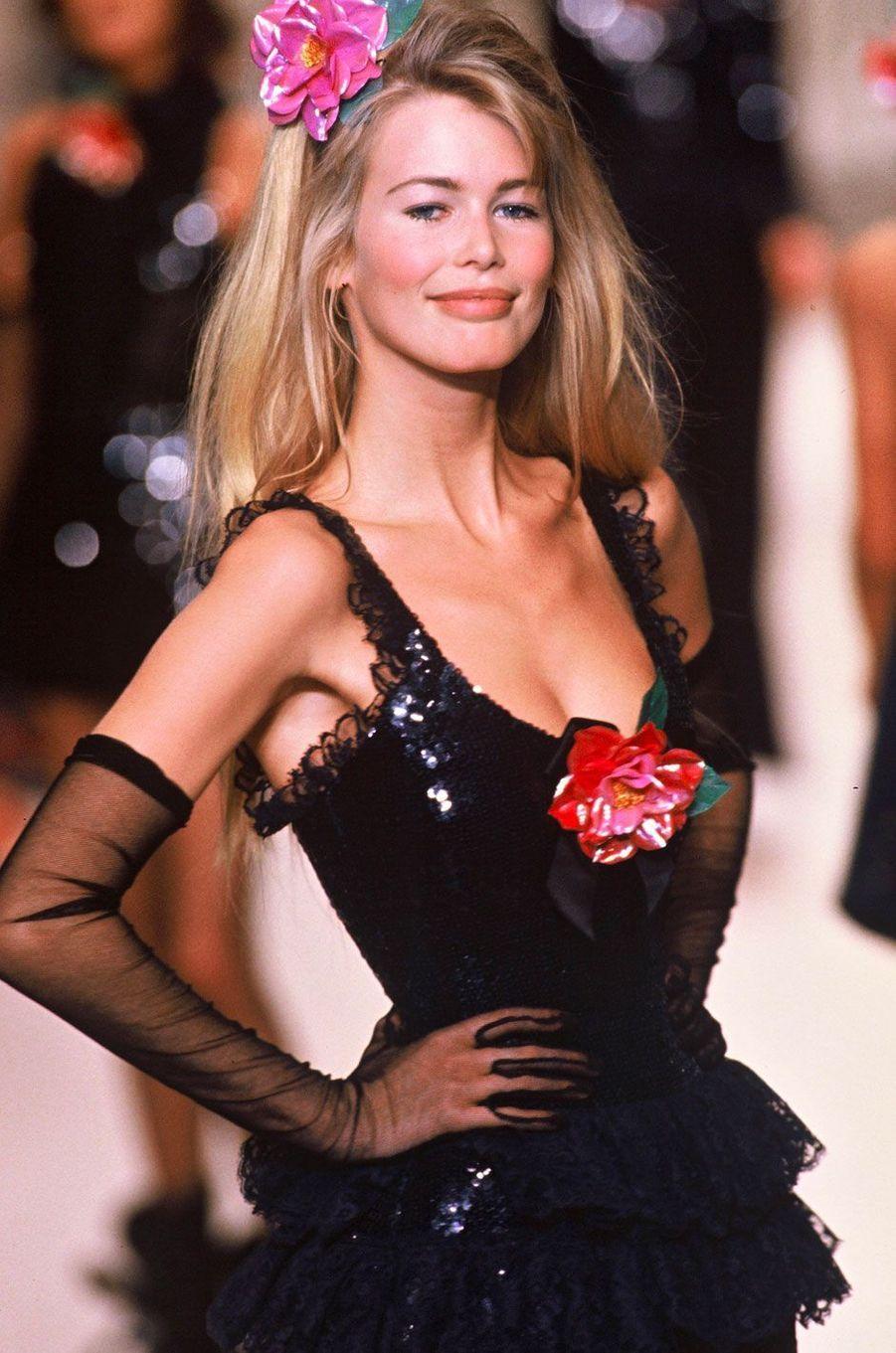Claudia Schiffer en 1994