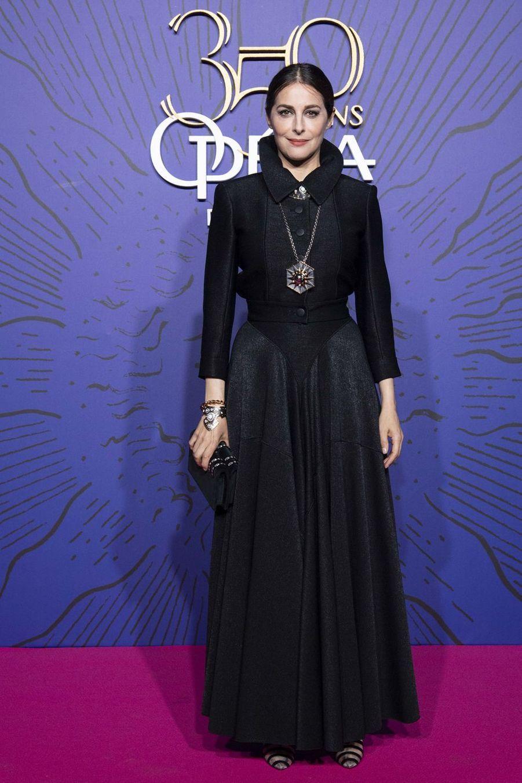 Amira Casaraugala du 350ème anniversaire de l'Opéra Garnier à Paris, France, le 8 mai 2019