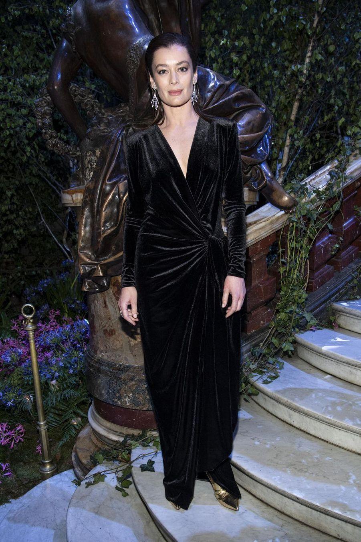 Aurélie Dupontaugala du 350ème anniversaire de l'Opéra Garnier à Paris, France, le 8 mai 2019