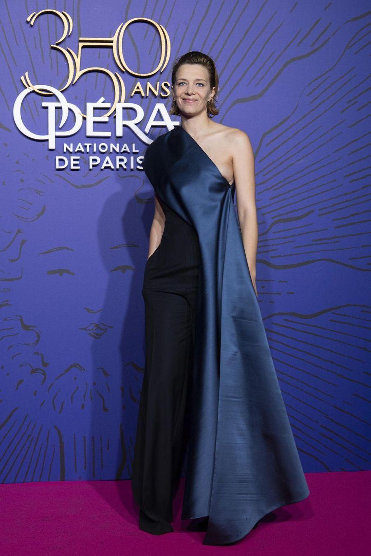 Céline Salletteaugala du 350ème anniversaire de l'Opéra Garnier à Paris, France, le 8 mai 2019