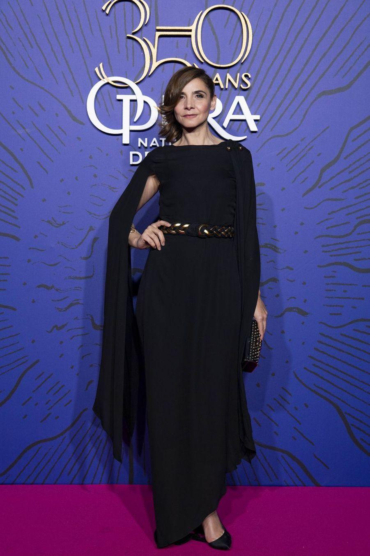 Clotilde Courau augala du 350ème anniversaire de l'Opéra Garnier à Paris, France, le 8 mai 2019