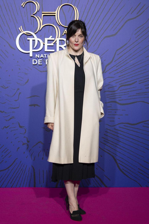 Valérie Donzelliaugala du 350ème anniversaire de l'Opéra Garnier à Paris, France, le 8 mai 2019
