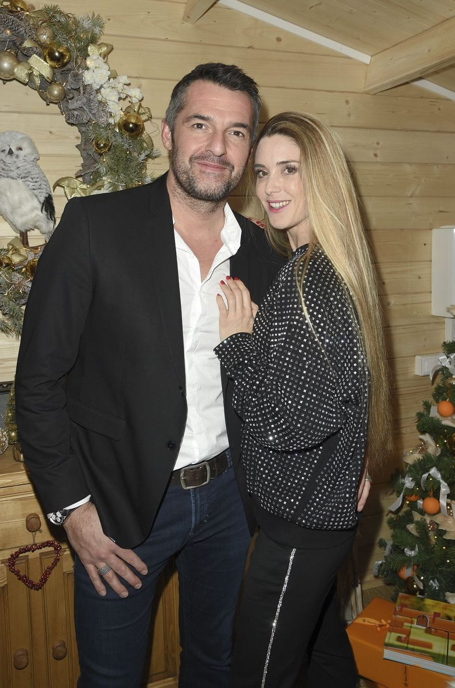 Arnaud Ducret et Claire Francisci.