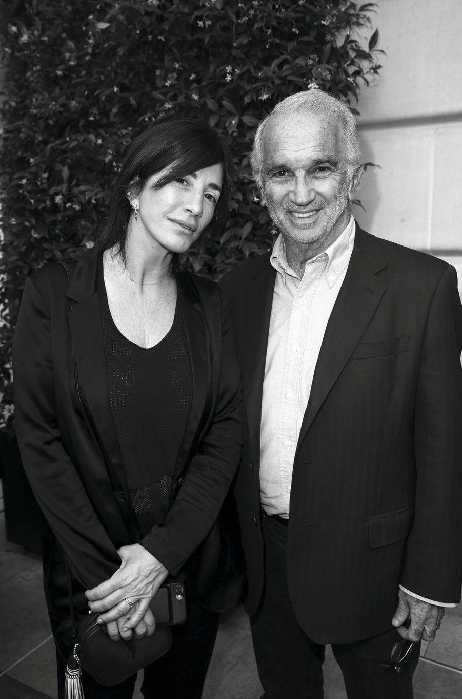 Albane Cleret, Alain Terzian.