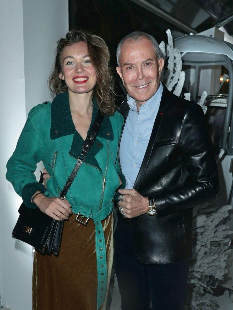 Alice Aufray, Jean-Claude Jitrois.