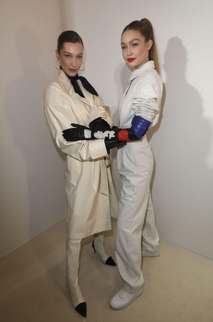 Bella et Gigi Hadid.