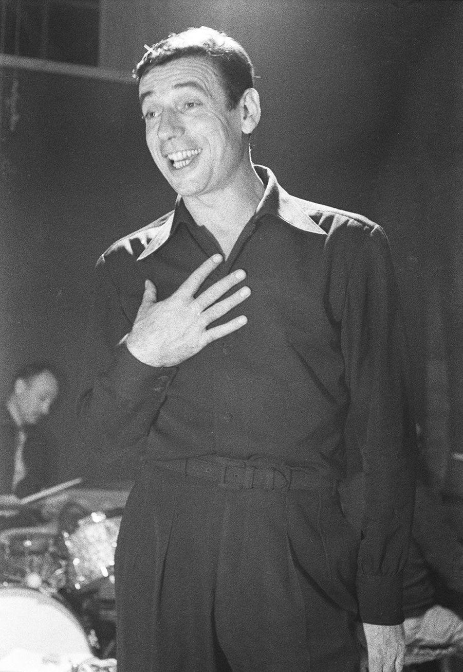 Yves Montand est néà Monsummano Terme, en Italie. Il a été naturalisé en 1929 à l'âge de 9 ans