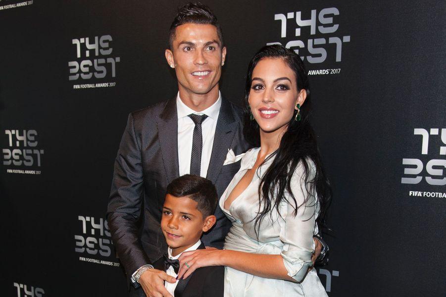 Georgina Rodriguez, la compagne de Cristiano Ronaldo