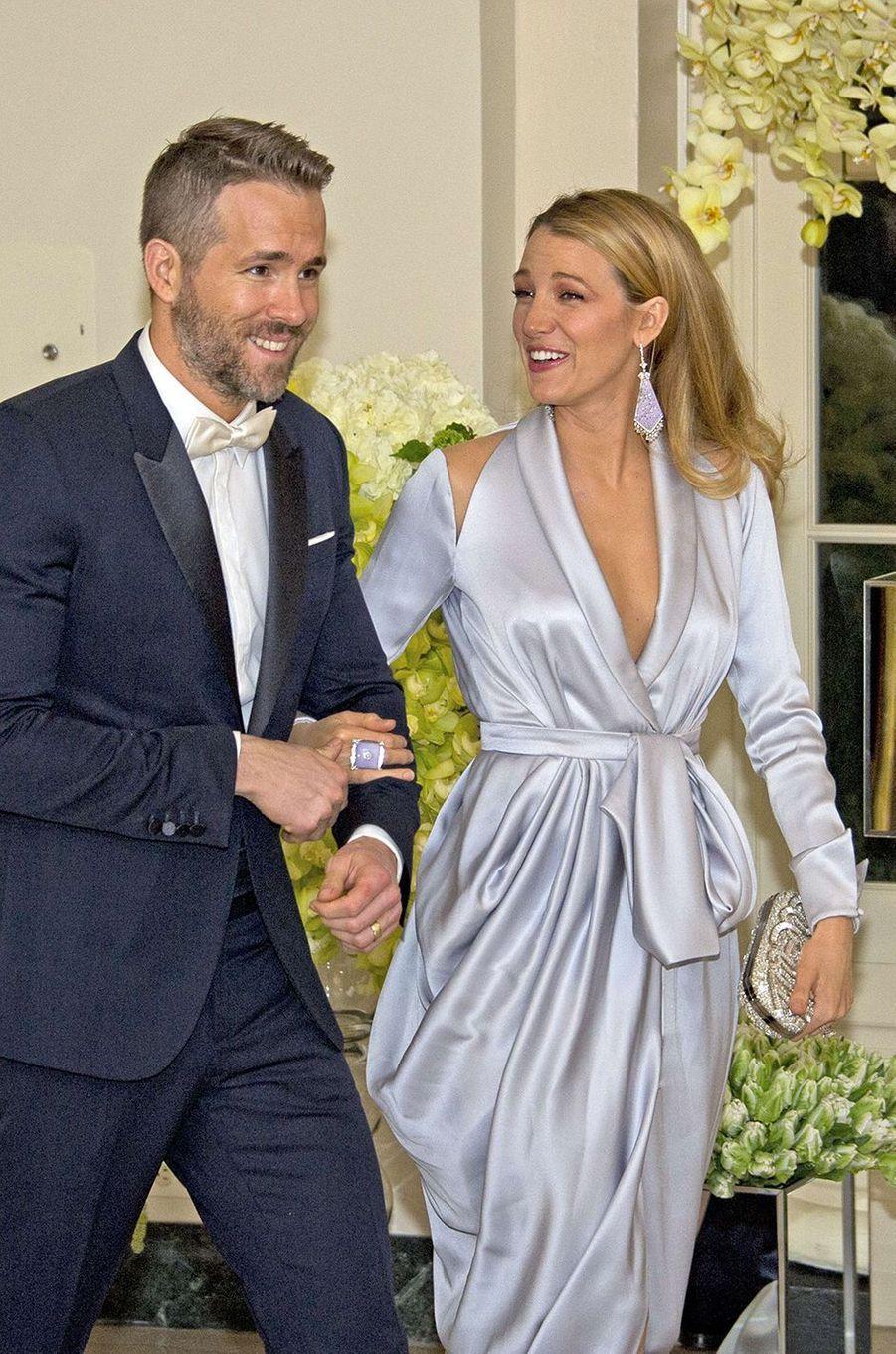 Blake Lively et Ryan Reynolds attendent leur deuxième enfant.