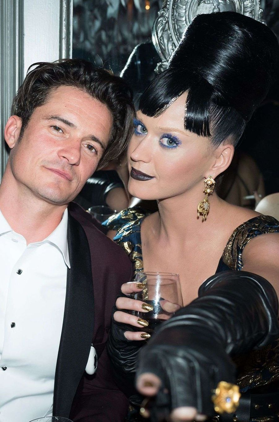 Orlando Bloom et Katy Perry, sea fesses and sun !