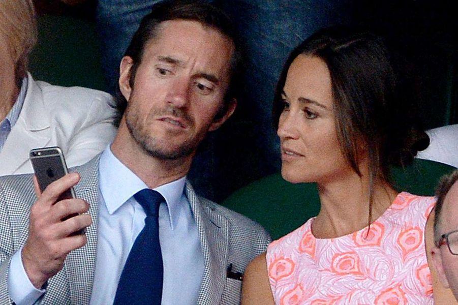Pippa Middleton et James Matthews, bientôt le mariage !
