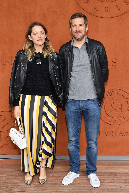 Marion Cotillard et Guillaume Canet en 2019