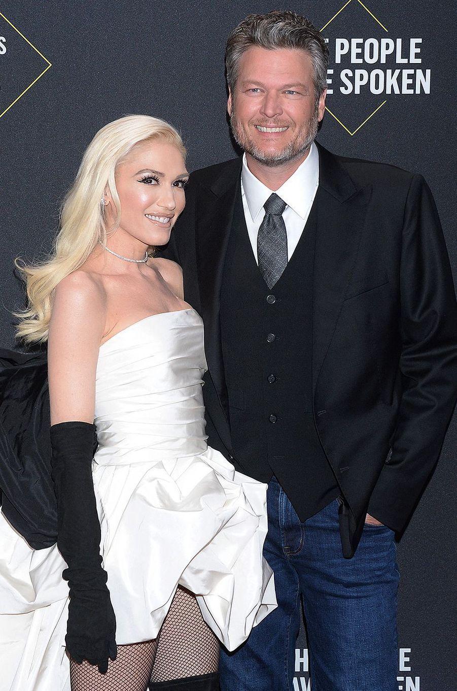 Après cinq ans d'amour, Gwen Stefani et Blake Shelton se sont fiancés en octobre 2020.