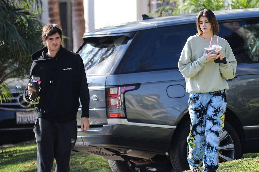 Jacob Elordi et Kaia Gerber ne se quittent plus depuis des mois; leur relation a été rendue publique en septembre 2020