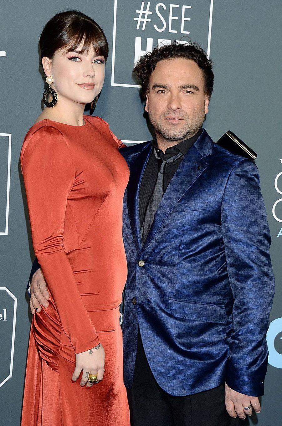 Après deux ans de relation, la rupture entre Alaina Meyer et Johnny Galecki, parents d'un petit Avery (1 an), a été confirmée au magazine «People» en novembre 2020.
